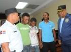 Jóvenes se encuentran presos en la cárcel de San Pedro de Macorís.
