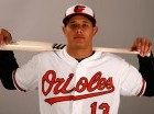 Fue el quinto cuadrangular de la temporada de Manny Machado con los Orioles.