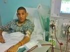Luis Gabriel Bisonó Domínguez necesita un trasplante de riñón.