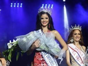 Sal García, Miss República Dominicana Universo.