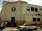 Destacamento policial de San Cristóbal.