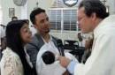 La fiscal del Distrito Nacional, Yeni Berenice Reynoso presentó este fin de semana ante la iglesia Católica a su hija, quien tiene tres semanas de nacida.