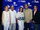 Patricia González, Fernando de la Cruz, Jennifer Betancour, Paúl Martínez y Alejandro Flaviá.