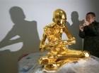 El venerado monje chino Fu Hou en la ciudad de Quanzhou, quien murió a los 94 años en 2012 después de pasar gran parte de su vida en el templo Chongfu, fue momificado para conmemorar su devoción al budismo.
