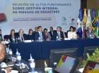 En el país se celebra la Reunión de Altos Funcionarios sobre la Gestión Integral de Riesgo de Desastres, actividad ligada a la presidencia pro témpore de la Comunidad de Estados Latinoamericanos y Caribeños (CELAC).