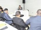 Durante un taller contencioso con miras a elecciones de mayo impartido por jueces del TSE.