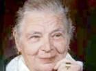 Marguerite Yourcenar (1903-1987).
