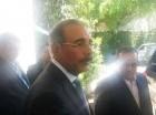 Danilo Medina encabezó el lanzamiento del proyecto de transformación del sector agrícola de la provincia