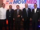 Miguel Ureña, Milcíades Reyes, Waldo Ariel Suero, Julio Báez y Manuel Matos.