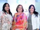 Yolimar Sambrano, Liliana Contreras y Verónica Álvarez.