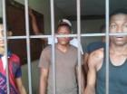 José Miguel Santiago, Carlos Alberto Alcántara y Jefrey Castellanos Lora están acusados del asalto al sobrino de Ignacio Ditrén.