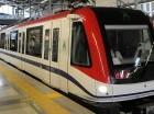 El Metro de Santo Domingo.