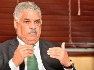 Miguel Vargas dijo que pasadas las elecciones al PRD regresarán muchos dirigentes.
