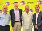 Angel García, Luis Lesizza, Luis García y Luis García hijo.