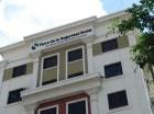 Torre de la Seguridad Social, ubicada en la avenida Tiradentes 33, Santo Domingo.