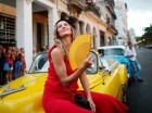 La firma recuperó el glamour de Cuba en los años cuarenta.