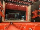 Así luce la sala Carlos Piantini, principal escenario del Teatro Nacional, luego de ser sometida a una profunda remodelación.