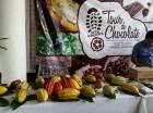 Durante el primer Festival Ecoturístico y Gastronómico del Cacao, Café y Coco en el Seibo.