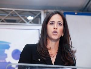 Lina García de Blasco, presidenta de la AIREN.