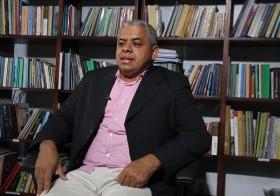 Valentín Amaro, director general del Libro y la Lectura.