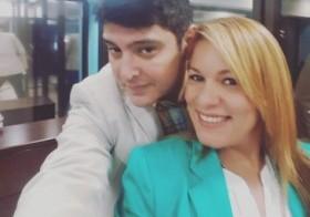 Leonardo Villalobos e Ysabel Aracena
