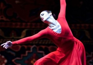 Michele Jiménez lleva 33 años bailando.