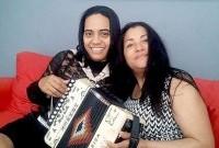Raquel Arias y María Díaz.