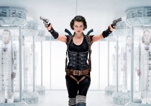 Milla Jovovich interpreta a
