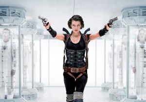 Milla Jovovich interpreta a