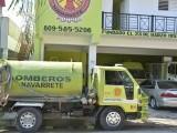 Bomberos de Navarrete esperan por mejores condiciones