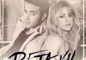 Prince Royce y Shakira.