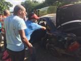 Muere mujer en accidente en la carretera Navarrete- Puerto Plata