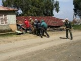 Medio Ambiente inicia demolición de casas abandonadas en Valle Nuevo