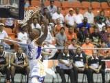 Metros de Santiago derrotan a Huracanes, Gaines brilla con 26 puntos