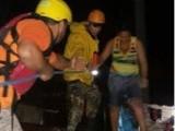 Deshabitan 100% de Rafey ante advertencia de inundaciones