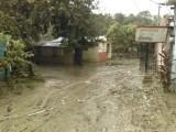 Mas de 50 desplazados, inundaciones y viviendas anegadas en Tenares