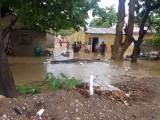 Viviendas destruidas y otras inundadas en Mao por lluvias