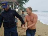 Apresan tres hombres se bañaban en playa de Cabarete