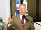 Magistrado del TC aboga aprobar Ley Símbolos Patrios y defender soberanía nacional