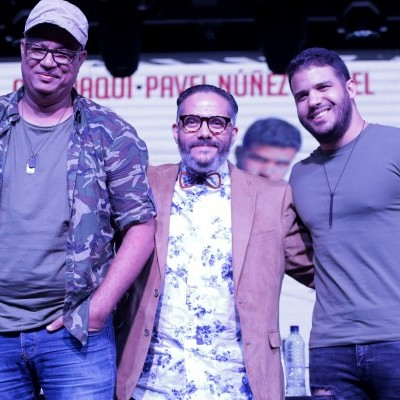 Mariano, Pavel y Pamel