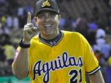 Águilas Cibaeñas llaman pitchers y cátchers a prácticas