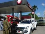 Militarizan estaciones de combustibles por trasiego hacia Haití desde Dajabón
