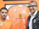 Cibao FC anuncia la firma del argentino Pérez