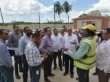 Ministro de Educación,  lleva soluciones puntuales a centros educativos de la provincia Hermanas Mirabal