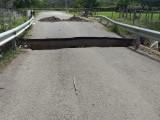 Colapso carretera afecta comunidades Puerto Plata