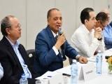 Durán dice trabajará por el Santiago que él cree y presidente ACIS destaca iniciativa