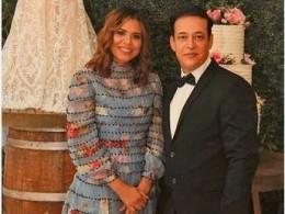 Karen Ramos Portorreal y Jean Roldán.