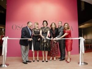 Frank Rainieri, Annette de la Renta, María Amalia Leon de Jorge, Eliza Bolen, Alex Bolen and Haydée Kuret de Rainieri.