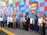 Murales de Ciudad  crean impacto en la región y fortalecen turismo de Santiago