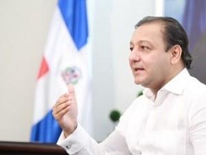 El alcalde Abel Martínez